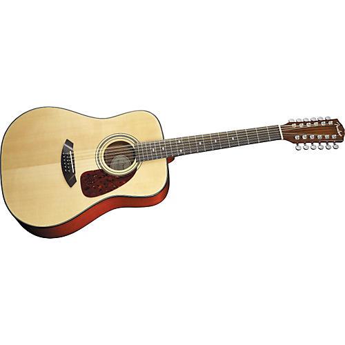 Fender CD-160E 12-String Acoustic-Electric Dreadnought Guitar-thumbnail
