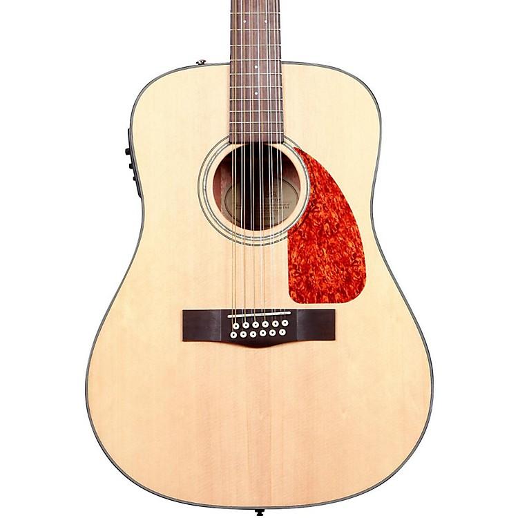 FenderCD-160SE 12-String Acoustic-Electric GuitarNatural
