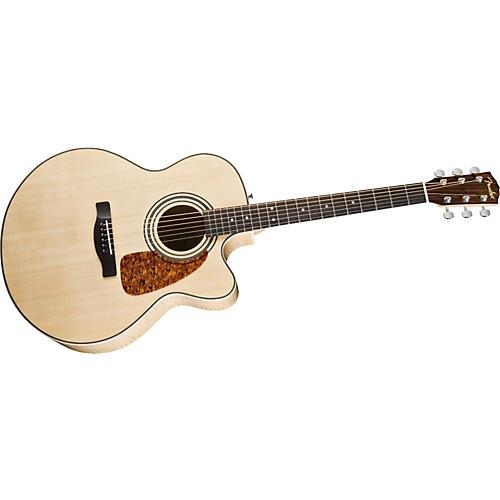 Fender CD 290SCE Jumbo Cutaway Acoustic-Electric Guitar