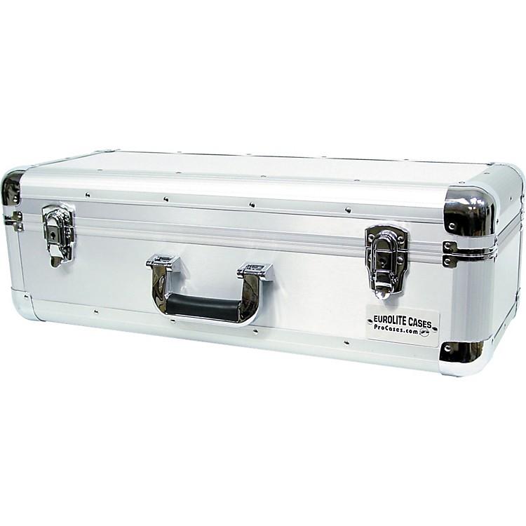 EuroliteCD-4R 4 Row CD CaseSilver