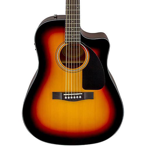 Fender CD-60 Dreadnought Acoustic Guitar Sunburst