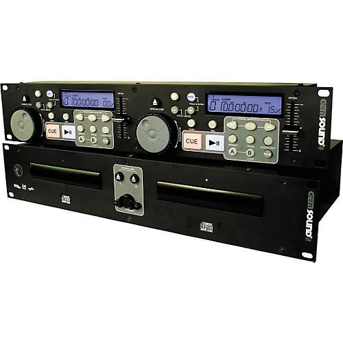 Gem Sound CD-70 Pro Dual CD Player-thumbnail