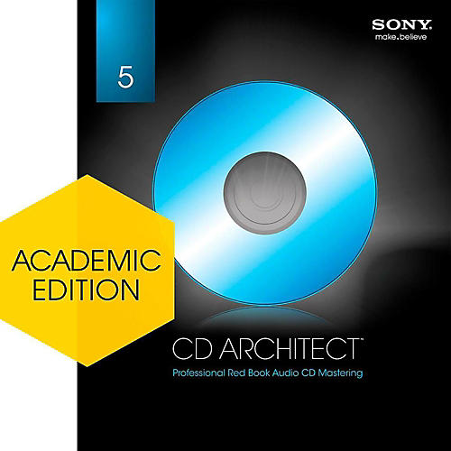 Download Sony CD Architect d Build