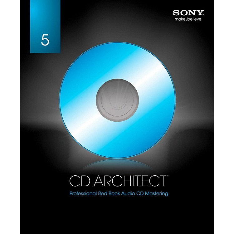 SonyCD Architect 5.2Software Download