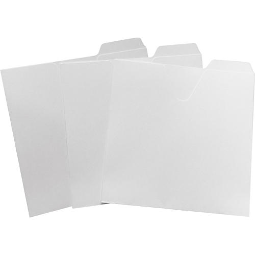 Vaultz CD File Folders 50 Pack