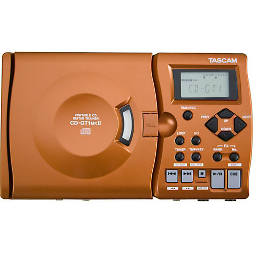 Tascam CD-GT1mkII Portable CD Guitar Trainer-thumbnail