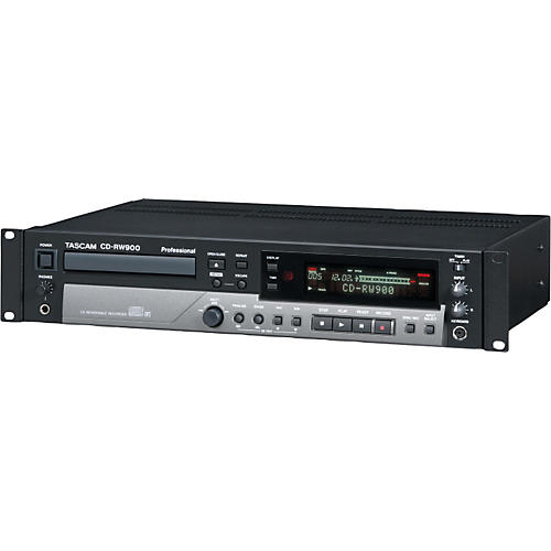 Tascam CD-RW900 CD Recorder with MP3 Playback