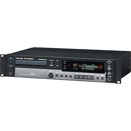 Tascam CD-RW901 Professional CD Recorder-thumbnail
