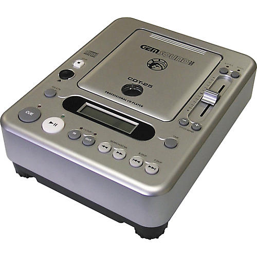 Gem Sound CD T-25 Tabletop CD Player
