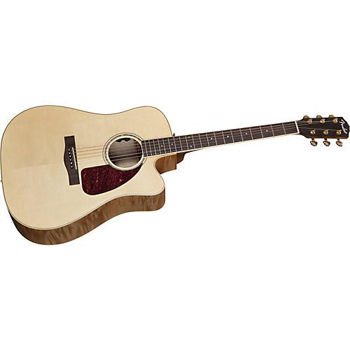 Fender CD USA Select 1 Dreadnought Acoustic-Electric Guitar-thumbnail