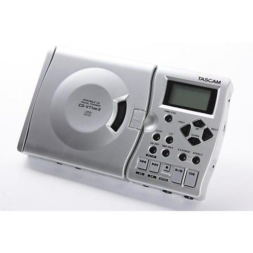 Tascam CD-VT1mkII Portable CD Vocal Trainer-thumbnail