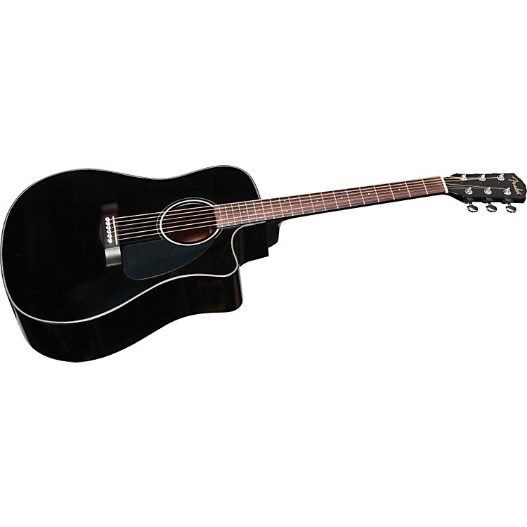Fender CD110 CE Acoustic-Electric Cutaway Guitar