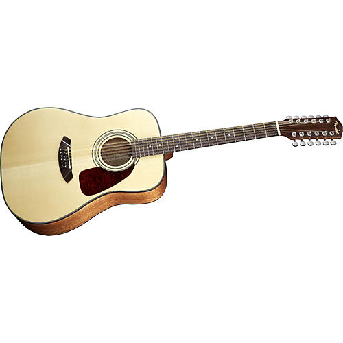 Fender CD140S-12 12-String Dreadnought Acoustic Guitar-thumbnail