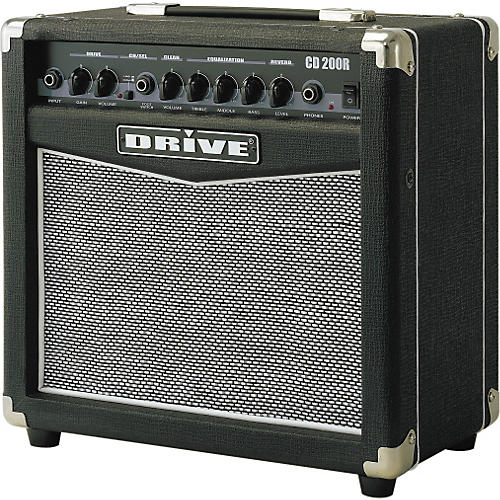 Drive CD200R 20W Guitar Combo with Reverb