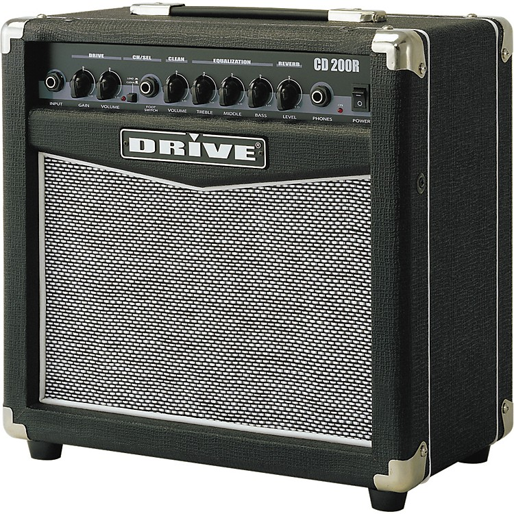 DriveCD200R 20W Guitar Combo with Reverb