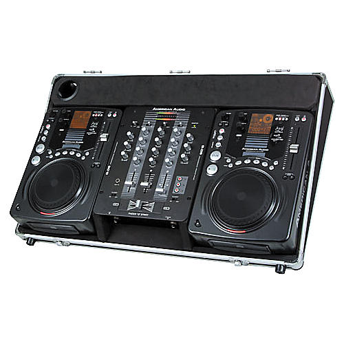 American Audio CDI 300 MP3 System DJ CD Package-thumbnail