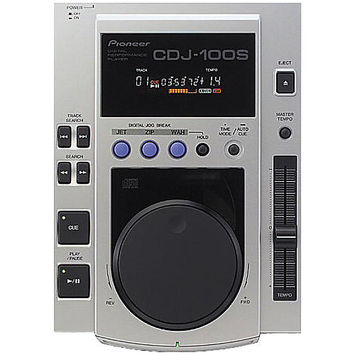 Pioneer CDJ-100S Professional CD Player-thumbnail