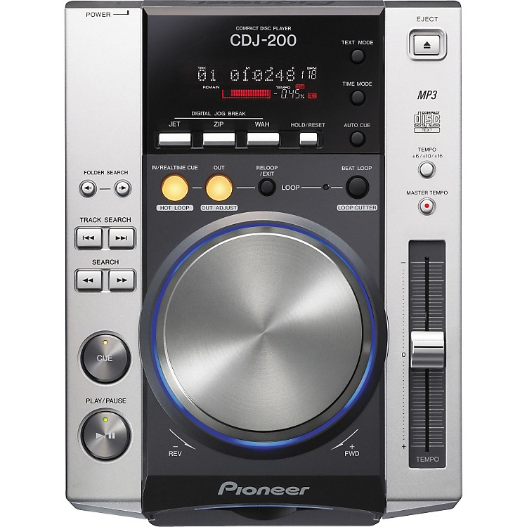 Pioneer CDJ-200 Pro CD Player