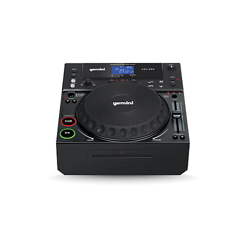 Gemini CDJ-250 Tabletop CD Player