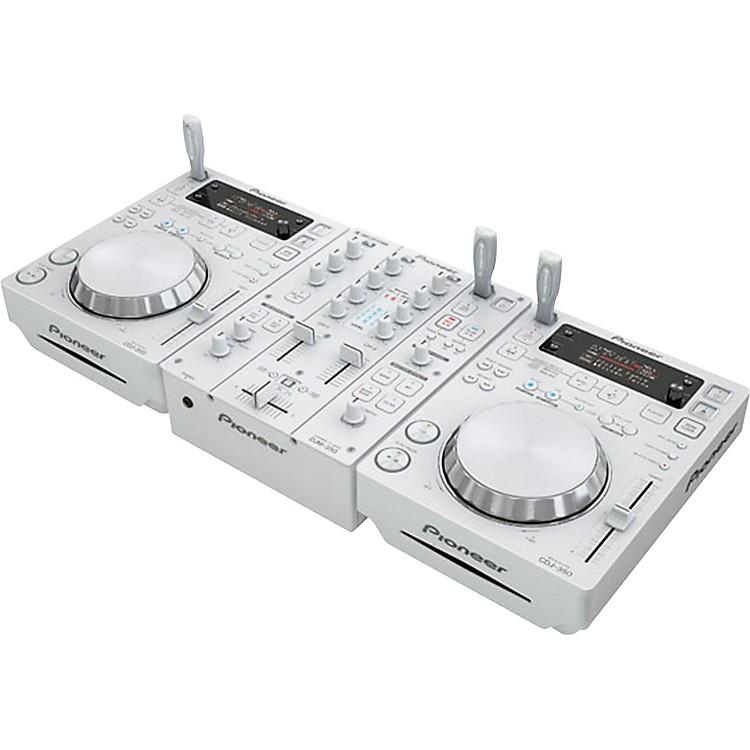 PioneerCDJ-350 / DJM-350 DJ Package
