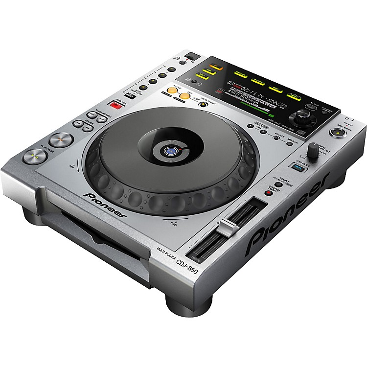 Pioneer CDJ-850  Professional Digital Multi Player