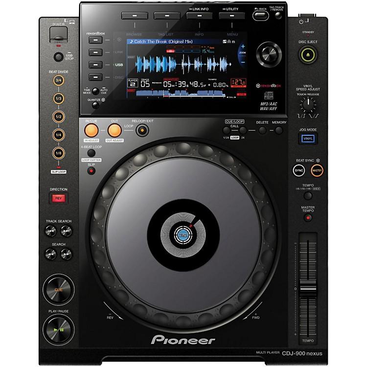 PioneerCDJ-900 Nexus Performance Tabletop Digital Multi Player