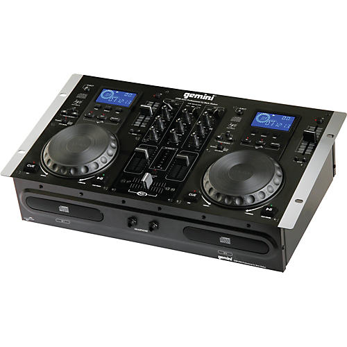 Gemini CDM-3200 Dual CD Mixing Console