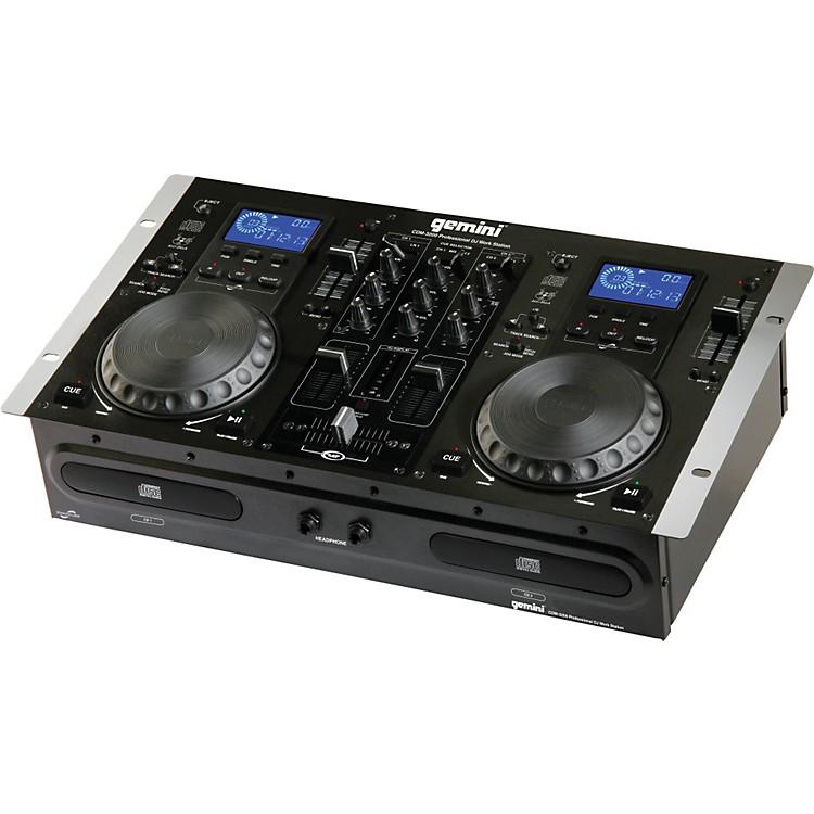 GeminiCDM-3200 Dual CD Mixing Console
