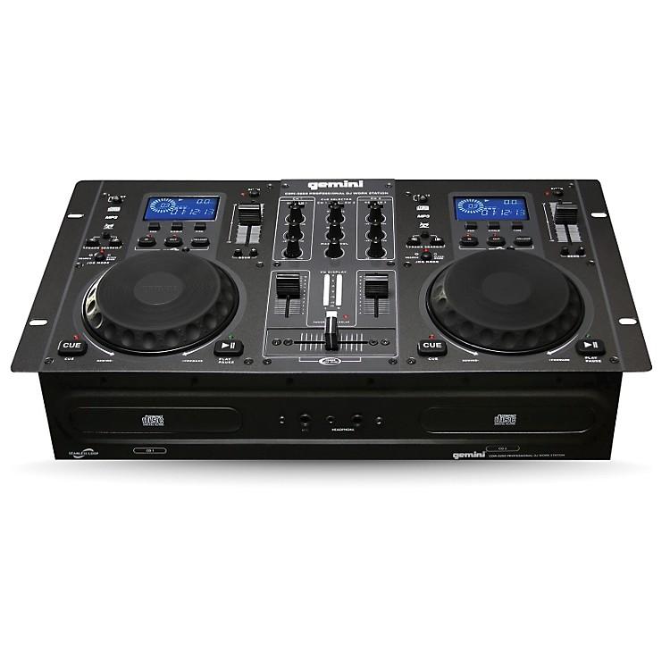GeminiCDM-3250 CD & Mixer Console