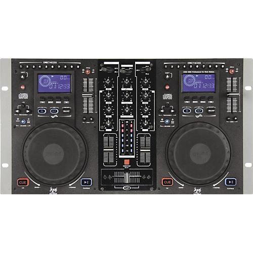 Gemini CDM-3600 - Dual CD Mixing Console