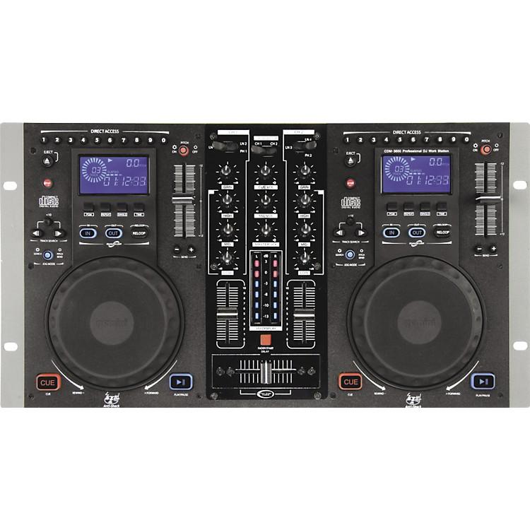GeminiCDM-3600 - Dual CD Mixing Console