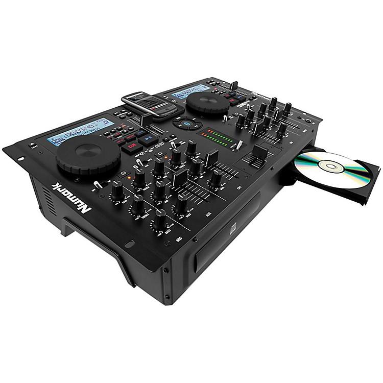 NumarkCDMIX Bluetooth Dual CD/MP3 Player