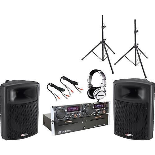 Gemini CDMP-2600 / APS-15 DJ Package-thumbnail