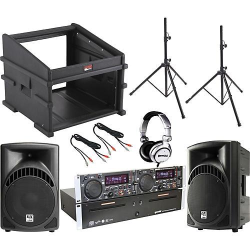 Gemini CDMP-2600 / RS-410 DJ Package