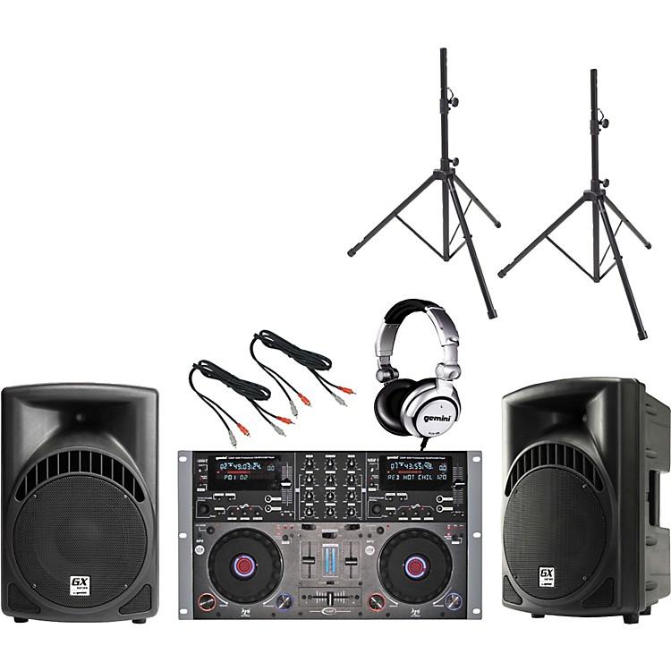 GeminiCDMP-6000 / RS-410 DJ Package