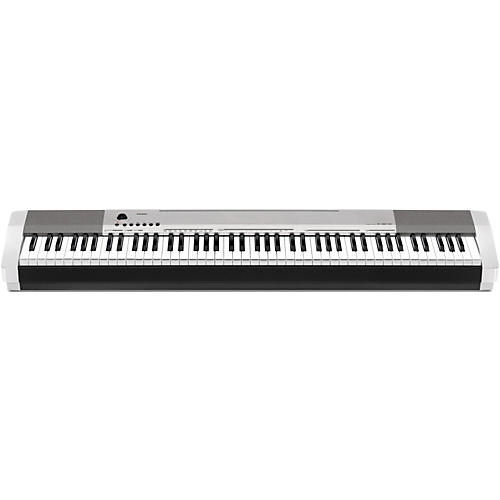 casio cdp 130 digital piano silver musician 39 s friend. Black Bedroom Furniture Sets. Home Design Ideas