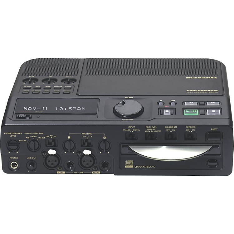 Marantz CDR420 MP3/CD Recorder Workstation