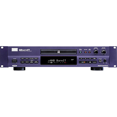 Hhhb: HHB CDR830 BurnIT CD Recorder