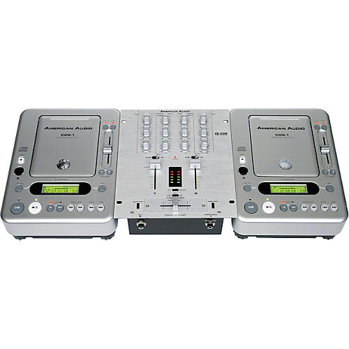 American Audio CDS-1 CD DJ System-thumbnail