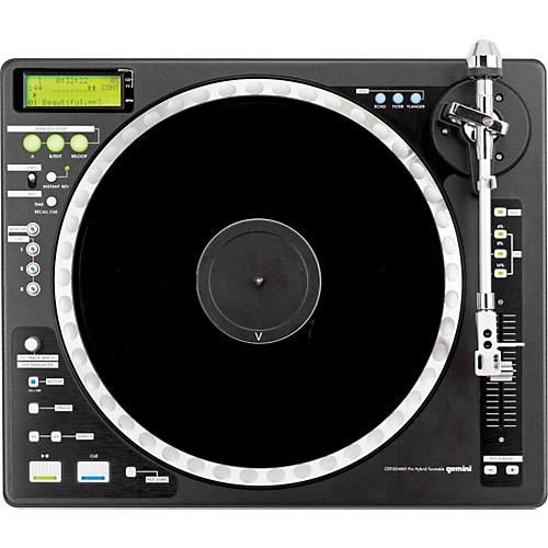 Gemini CDT-05MKII Hybrid Turntable-thumbnail