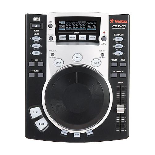 Vestax CDX-05 Tabletop CD/MP3 Player