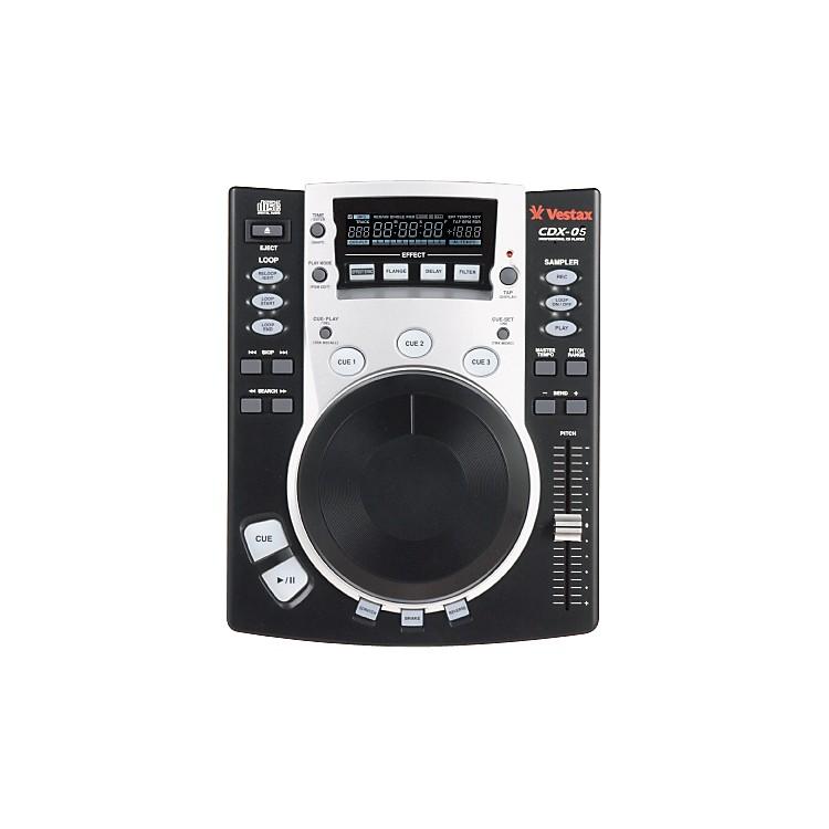 VestaxCDX-05 Tabletop CD/MP3 Player