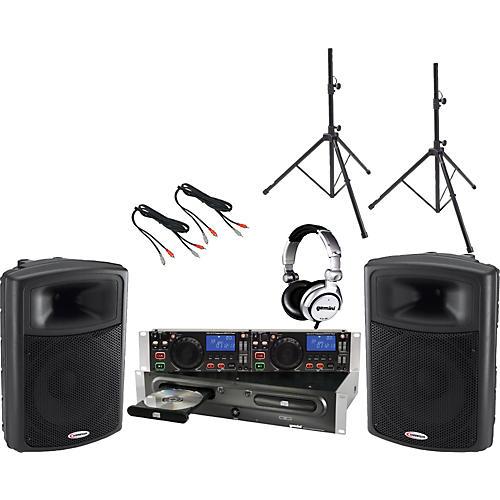Gemini CDX-2410 / RS-410 DJ Package