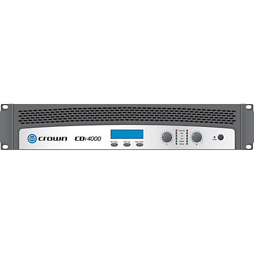 Crown CDi4000 Power Amp