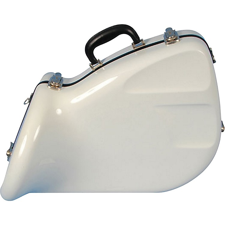 J. Winter CE 181 JW Eastman Series Fiberglass Fixed Bell French Horn Case CE 181 W White