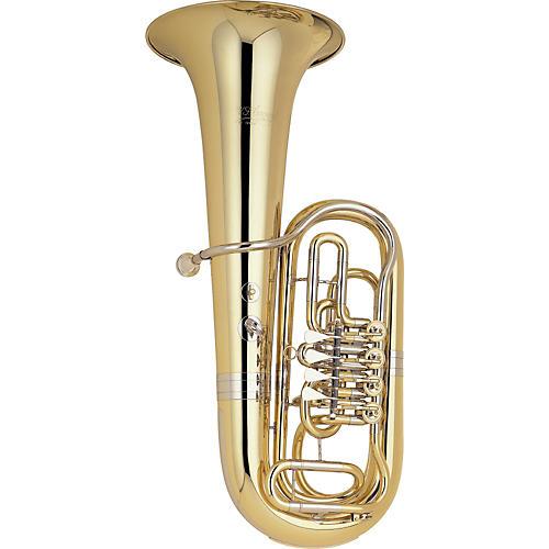 Cerveny CEB 641-4PX Series 4/4 EEb Tuba