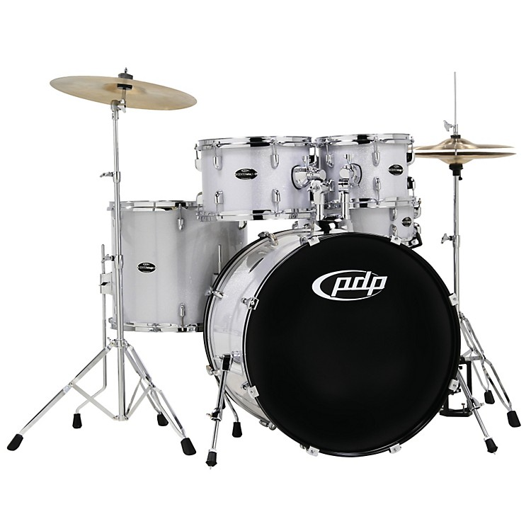 PDPCENTERstage 5-piece Drum Set with Hardware and CymbalsSapphire