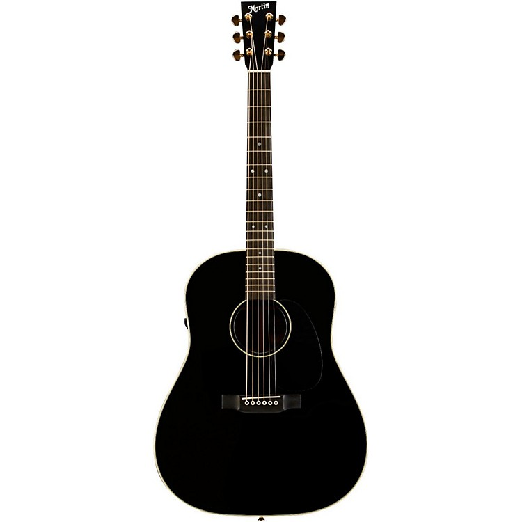Martin CEO-6 Black Acoustic-Electric Guitar Black
