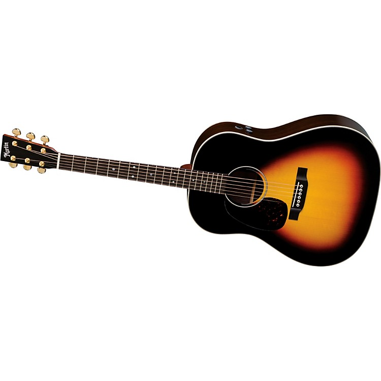 Martin CEO 6 Dreadnought Left-Handed Acoustic-Electric Guitar