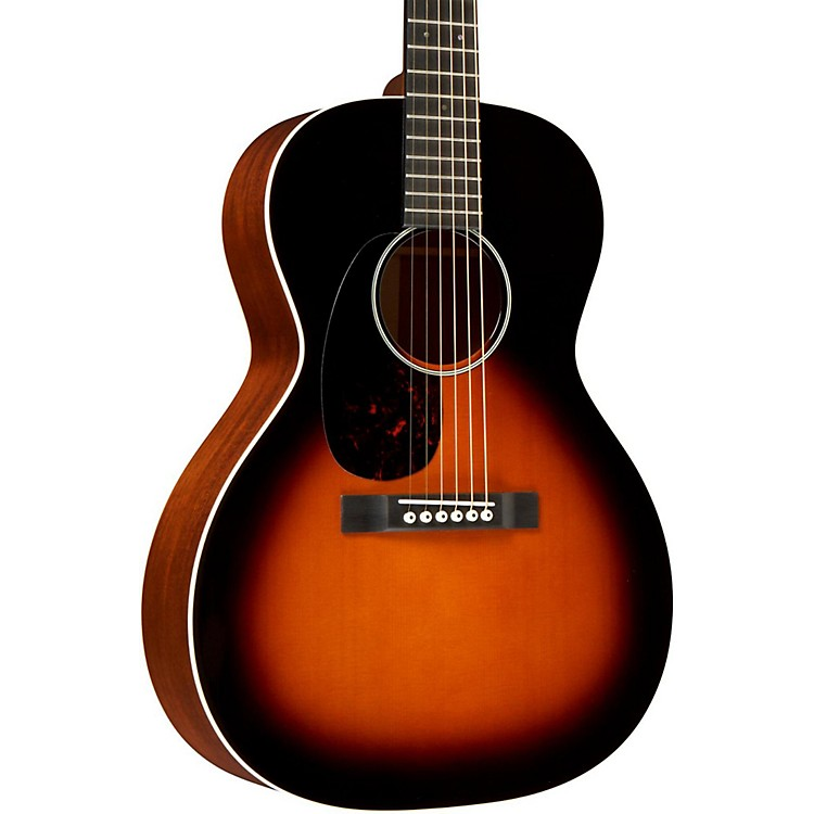 Martin CEO-7 Left-Handed Acoustic Electric Guitar Sunburst